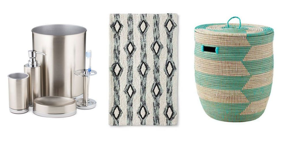 12 Modern Bathroom Accessories Ideas   Designer Accessories For Bathrooms    Elle Decor