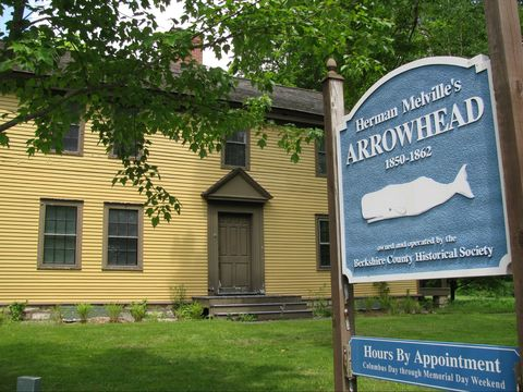 Herman Melville's Farm: Pittsfield, MA, U.S.