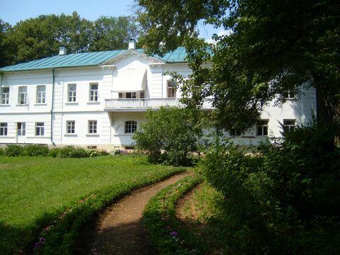 Leo Tolstoy's Estate: Tula, Russia