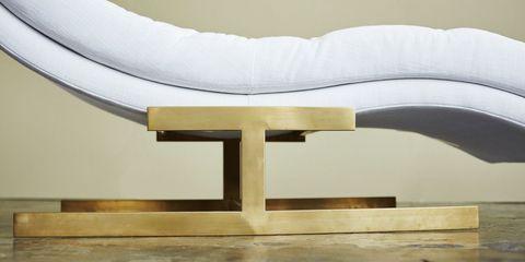 12 Chaise Lounge Ideas - Modern Chaise Lounges - ElleDecor.com