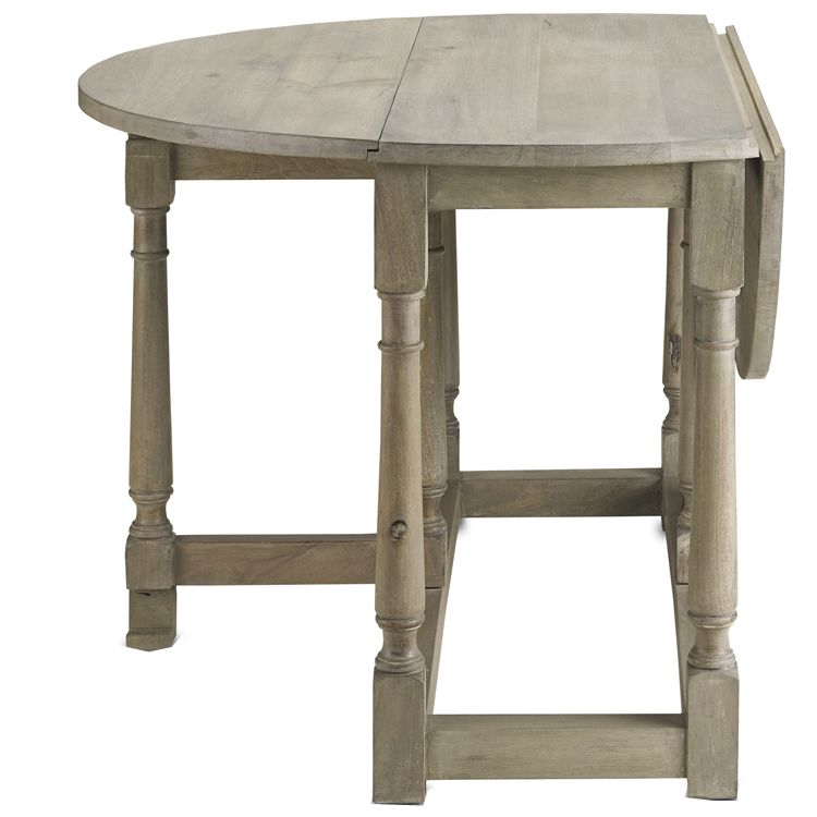 The Vintage Inspired Finish On This Mango Wood Table Makes It A Perfect  Choice For Shabby Chic Homes.