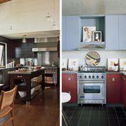 Wood, Room, Interior design, Floor, Furniture, Flooring, Cupboard, Ceiling, Kitchen appliance, Drawer,