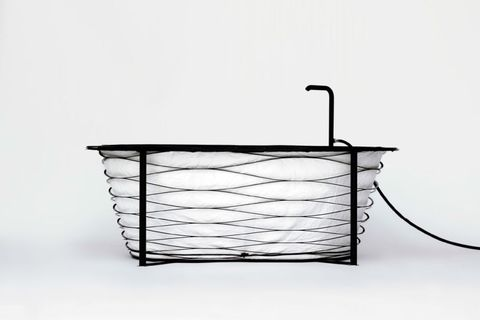 Collapsable Travel Bathtub - The XTEND Bathtub Concept