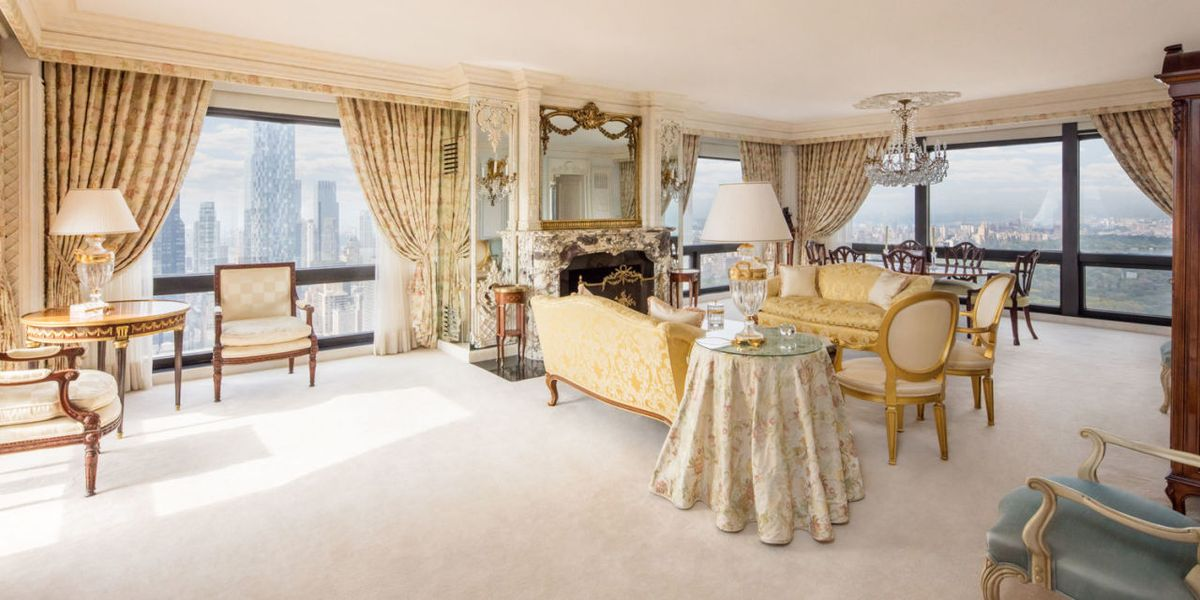 Trump Tower Penthouse For Sale Inside A Trump Tower