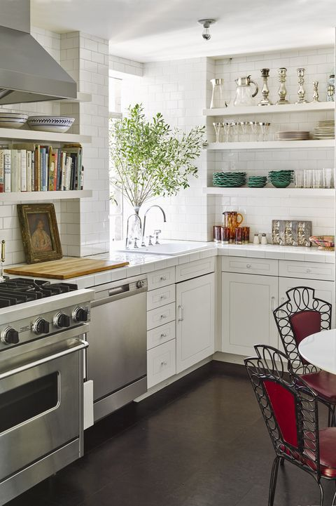 55 Small Kitchen Ideas Brilliant Small Space Hacks For Kitchens