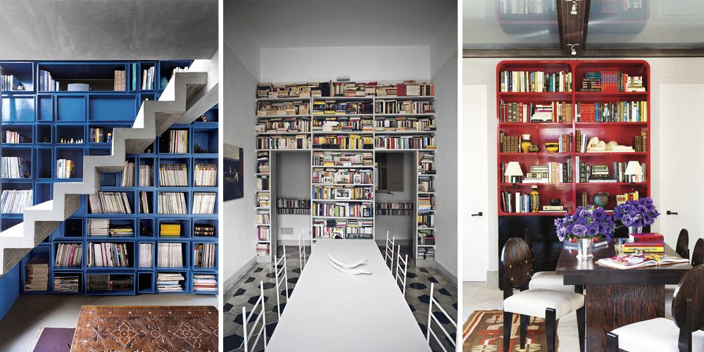 home library ideas home library design how to display books - Building A Home Library