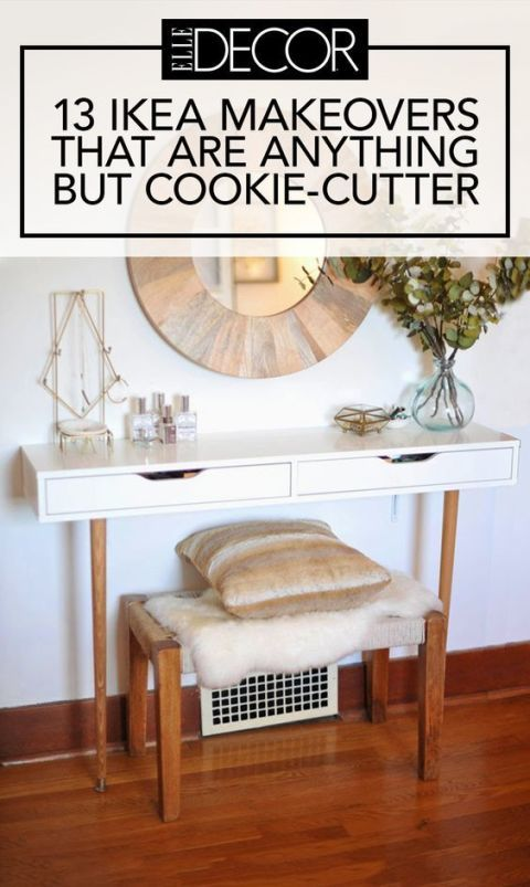 13 Stunning IKEA Makeovers that Are Anything But Cookie-Cutter