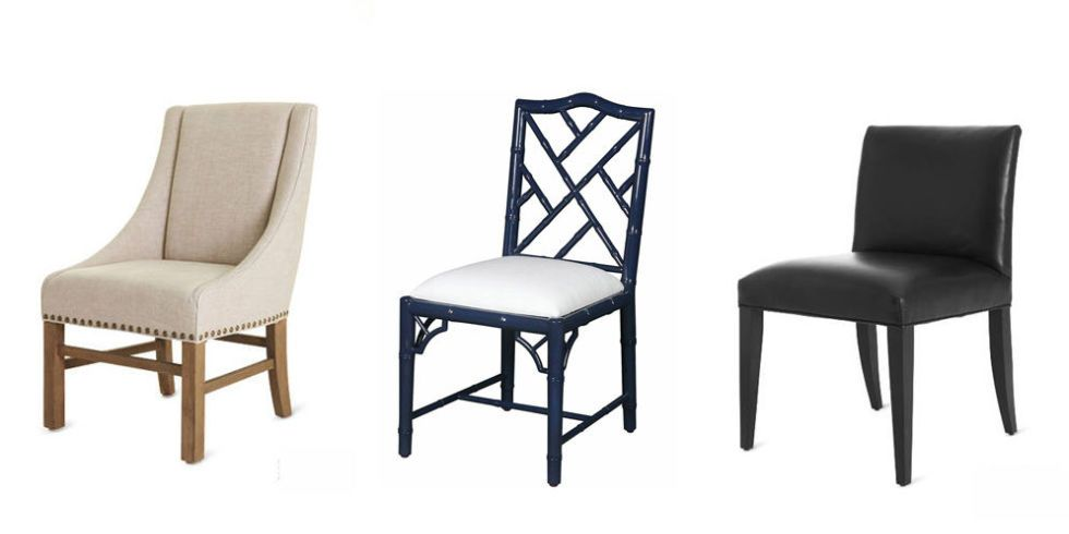 20 Modern Dining Room Chairs   Best Comfortable Dining Chairs   Elle Decor