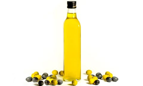 Storing olive oil in the fridge will make it condense and turn into a harder, butter-like consistency.