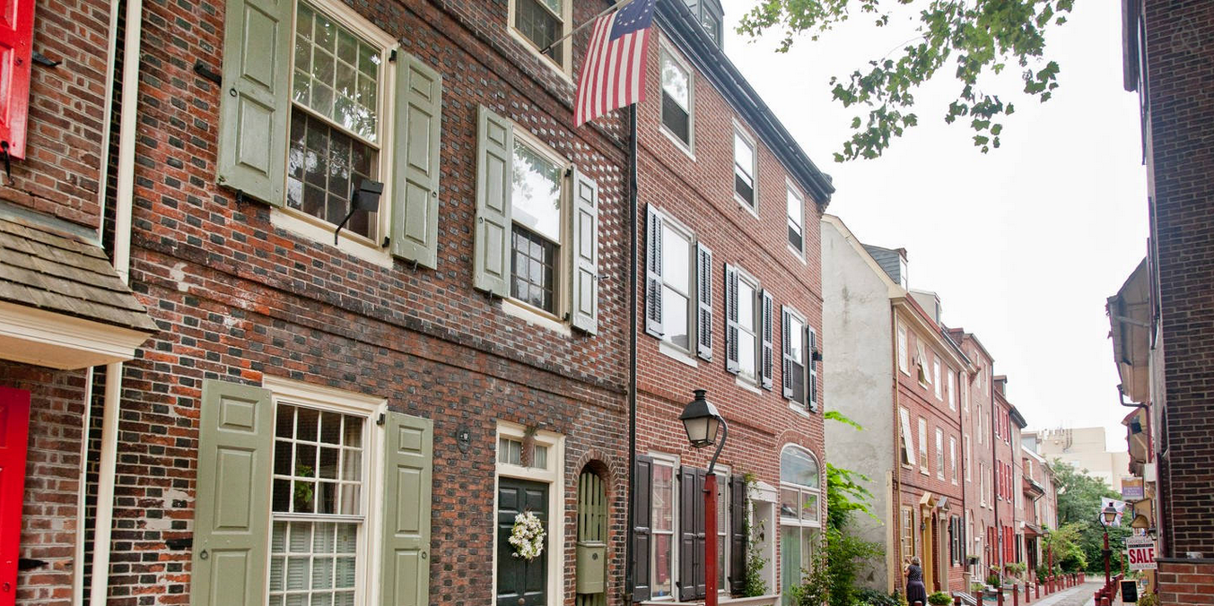 Here's What It's Like To Live On The Oldest Street In America