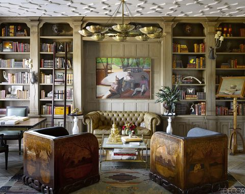 House Tour A Designer Revives Faded 19th Century Landmark