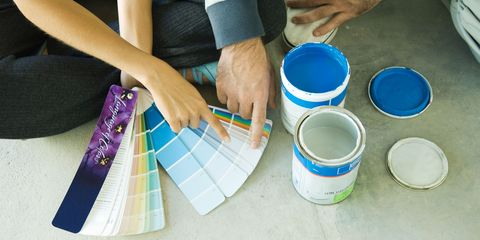 these expert approved hues may be the secret to opening up a minuscule or cramped feeling room
