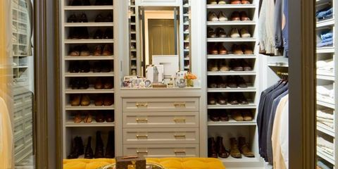 Interior design, Room, Interior design, Bed, Drawer, Pillow, Linens, Cabinetry, Bedding, Shelving,