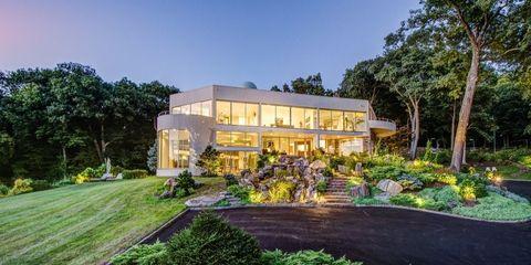 Westchester Glass Mansion