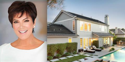 Kris Jenner New Home