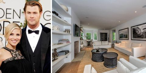 Chris Hemsworth's Malibu Mansion is Now Up For Grabs