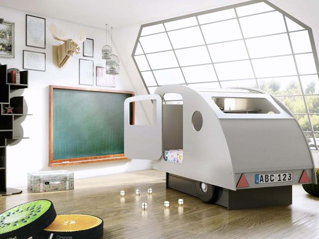 9 Of The Most Insanely Cool Beds For Kids We've Ever Seen