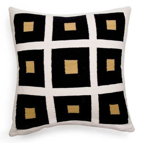 Yellow, Green, Textile, Cushion, White, Pattern, Throw pillow, Pillow, Black, Home accessories,