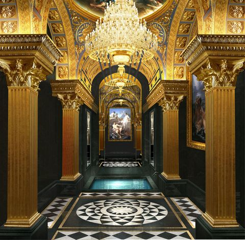 Take A Tour Of The World's Most Expensive Hotel