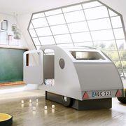 Caravan Bed For Kids