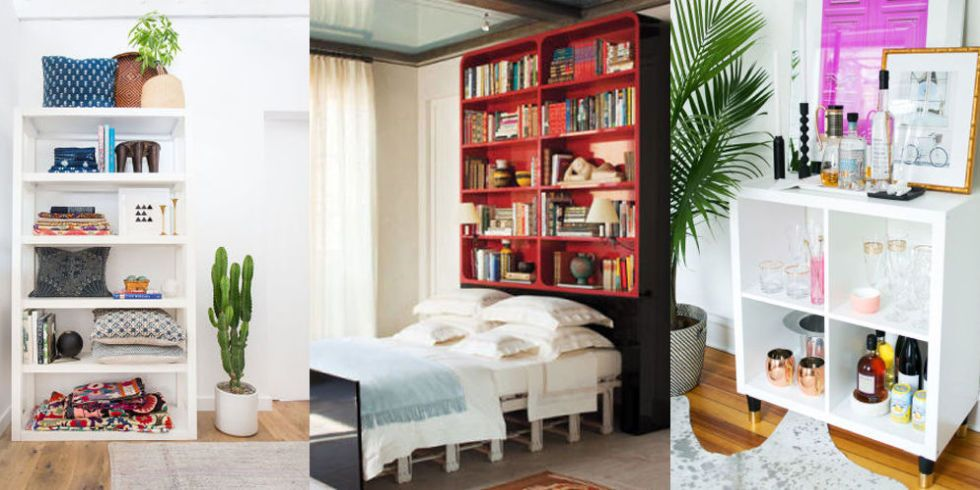 Try These Inspired Design Ideas To Make The Most Of Your Bookshelves.
