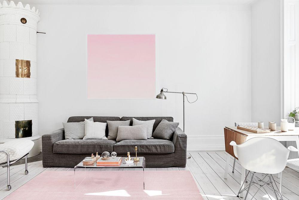 15 Pink Rooms - Rose Quartz Interiors