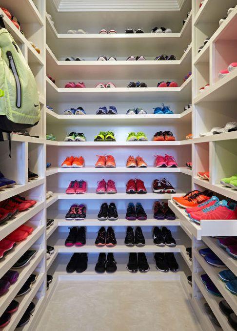 Nice Celebrity Closets