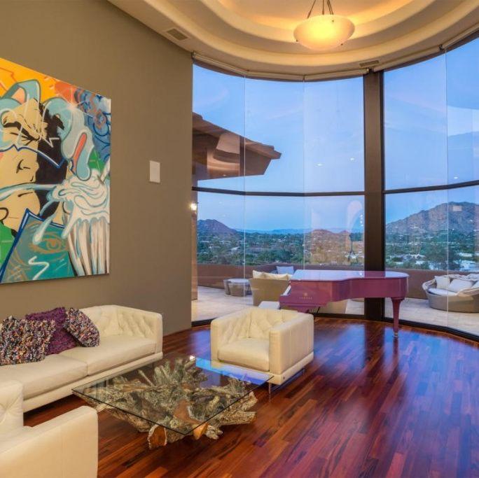 Alicia Keys Lists Arizona Mansion
