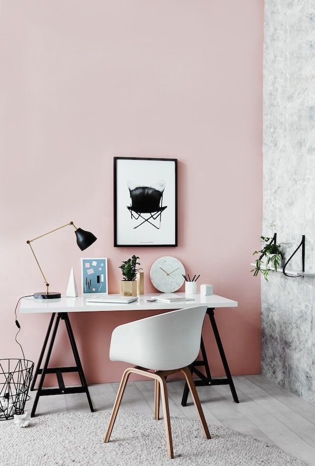 15 Pink Rooms - Rose Quartz Interiors