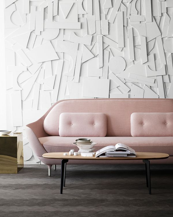 15 pink rooms rose quartz interiors - Pink Home 2015