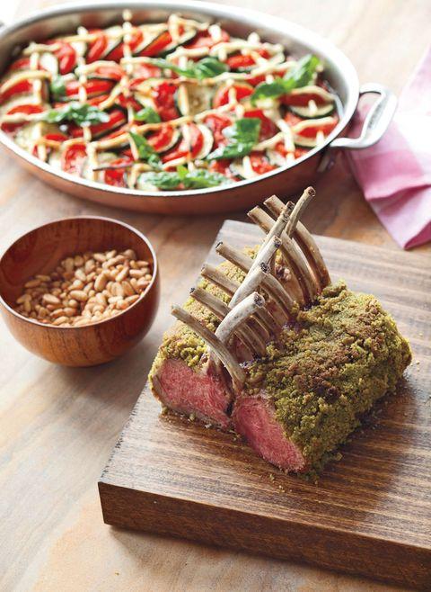 Daniel Boulud's Lamb Curry Recipes