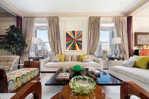 Frank Lloyd Wright Apartment