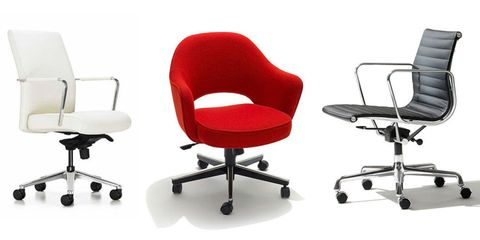 Plus Pair Them With Our Favorite Designer Desks