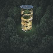 Tower, Outdoor structure, Tower block,