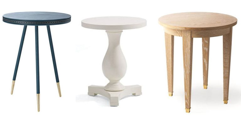 Modern side table design ideas designer side tables for for Make your own end table