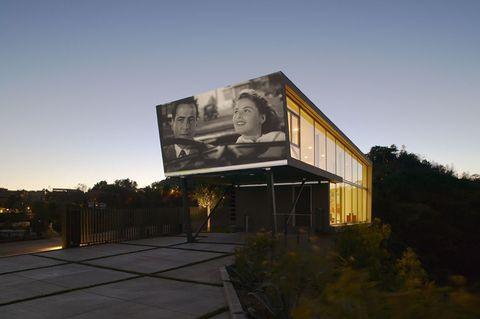 Advertising, Signage, Evening, Banner, Billboard, Dusk,