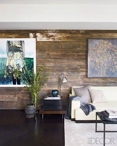 Reclaimed Wood Rustic Decor