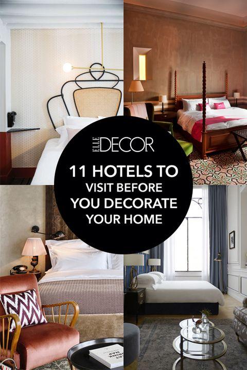 Hotel Design - Boutique Hotel Ideas For Home
