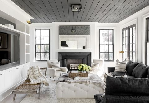 Room, Interior design, Green, Living room, Property, Wall, Home, Couch, Ceiling, White,