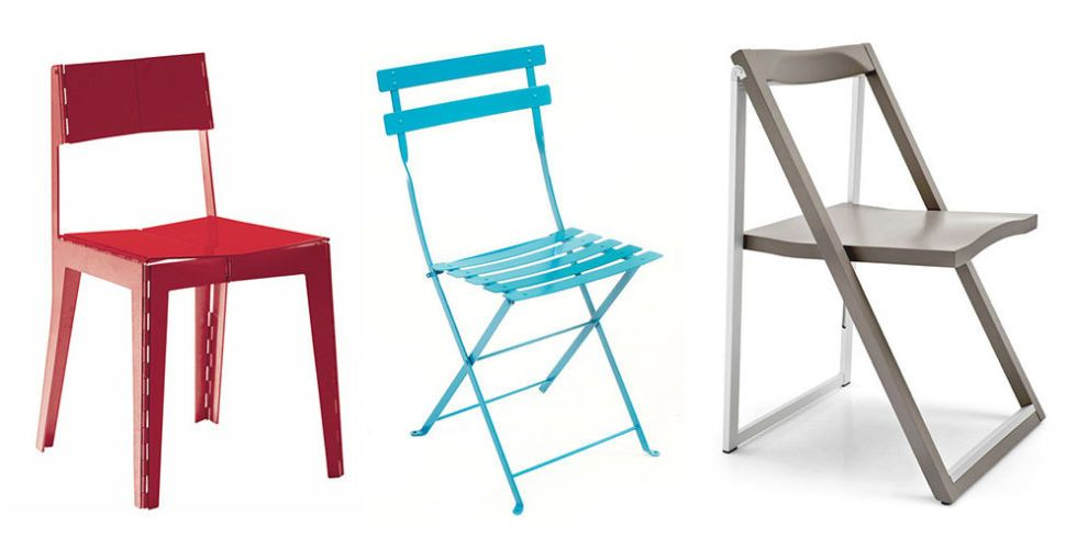 The Humble Folding Chair Has Been Elevated To New Heights In These Modern  Designs, Making For A Truly Moveable Feast.