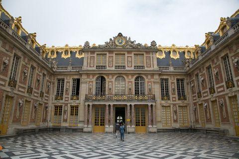 Palace of Versailles exterior
