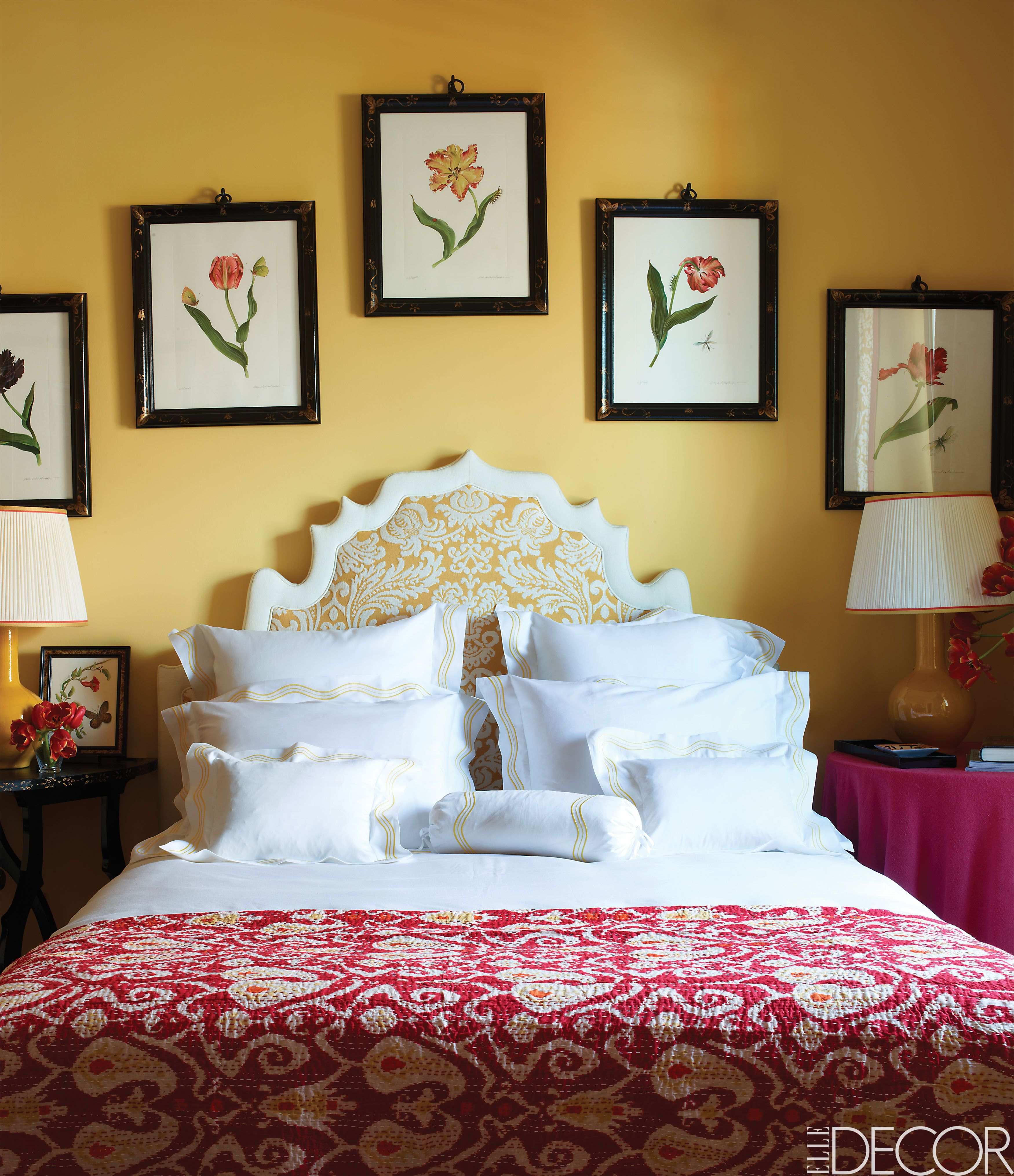 20 Guest Room Design Ideas - How To Decorate A Guest Bedroom