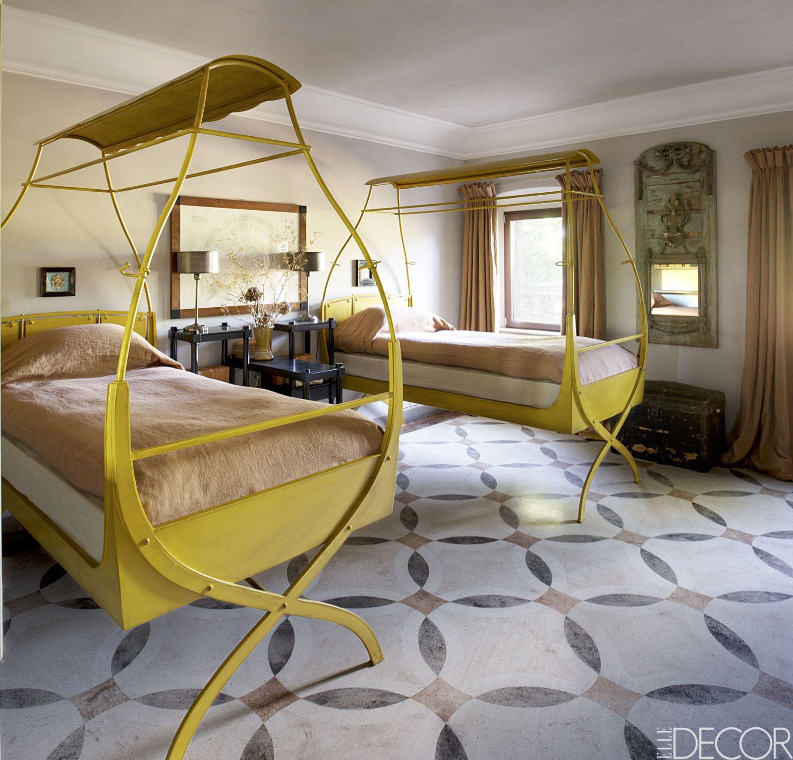 Benedikt Bolza Bedroom Design