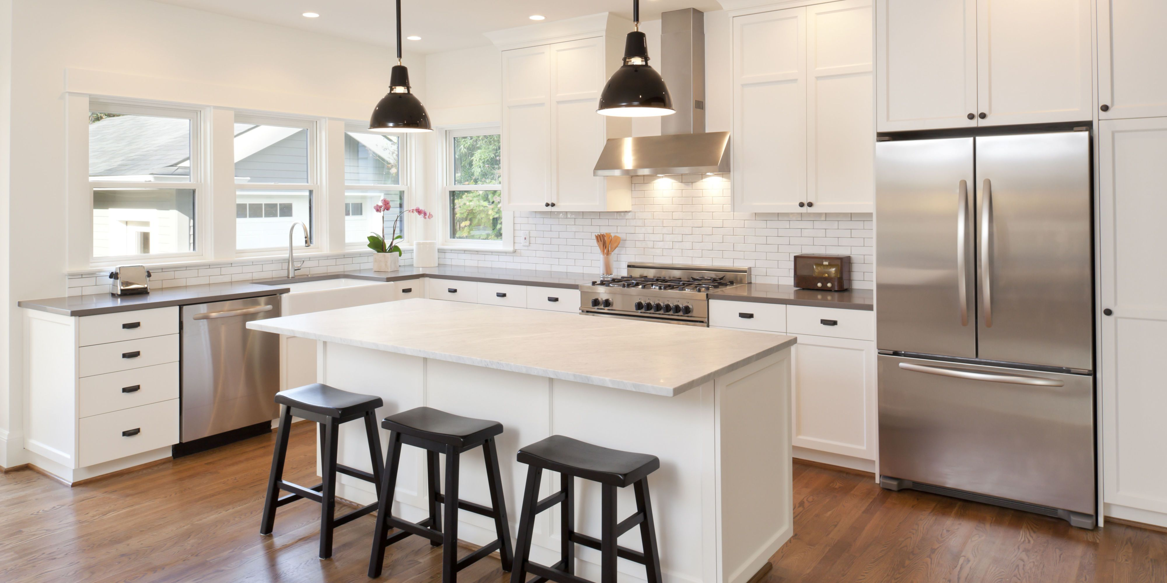 Beautiful From Metal To Wood, These Are The Best Picks For Your Newly Renovated  Kitchen.