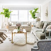 Interior design, Room, Green, Living room, Floor, Furniture, Wall, Home, Couch, Table,