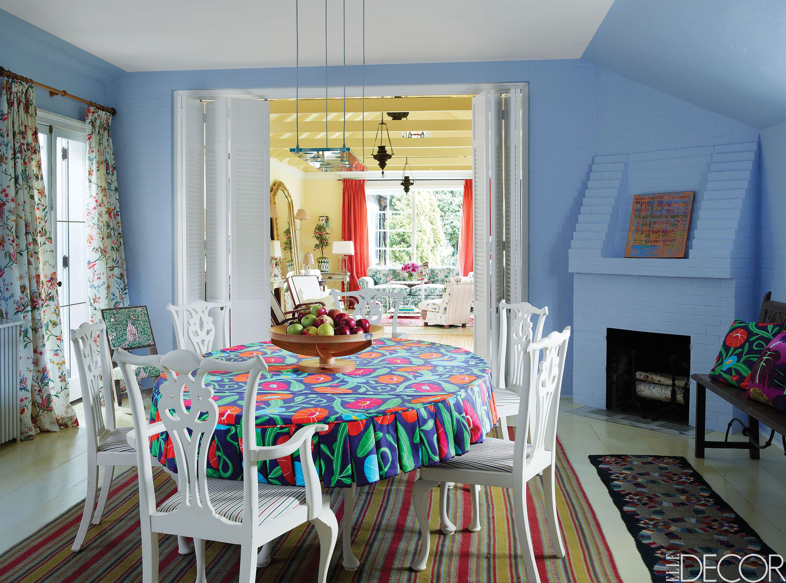 Blue Painted Rooms 24 Best Blue Rooms  Ideas For Decorating With Blue
