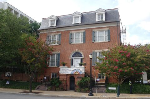 Sewall-Belmont House and Museum is now the Belmont-Paul Women's Equality National Monument