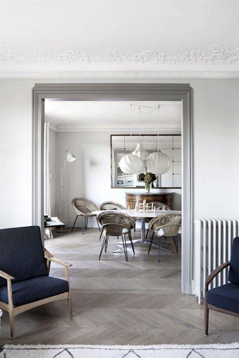 Gray Hardwood Floors