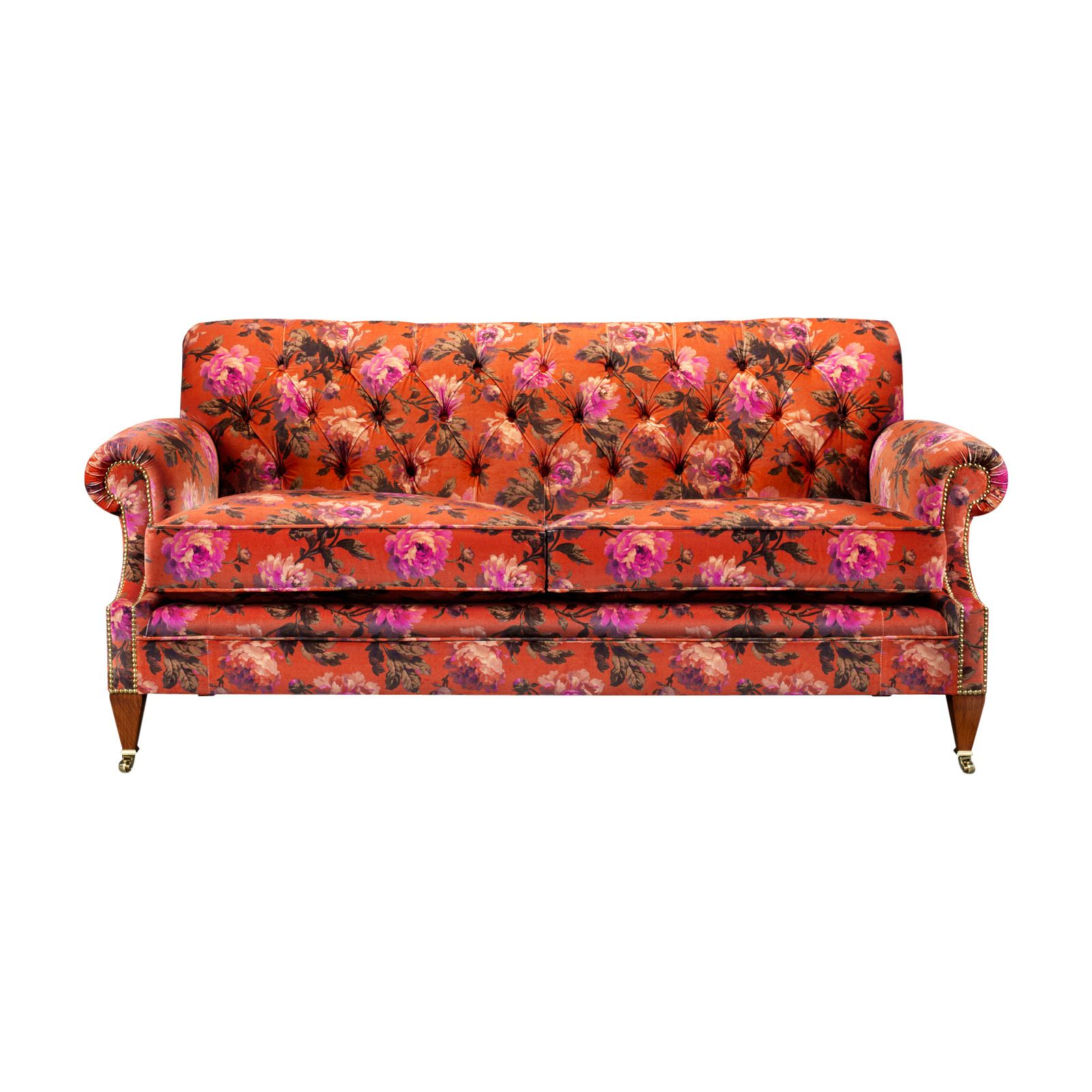 Floral Print Fashion and Furniture Trend Alert Fashion Trends
