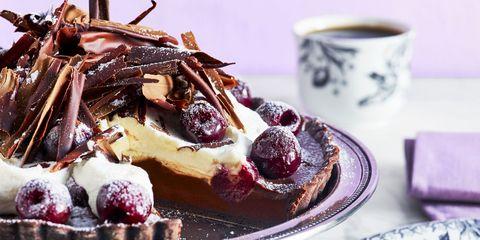 chocolate cherries a modern twist on classic